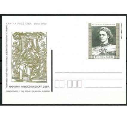 Znaczek Polska 1998 Fi 1169 Całostka pocztowa