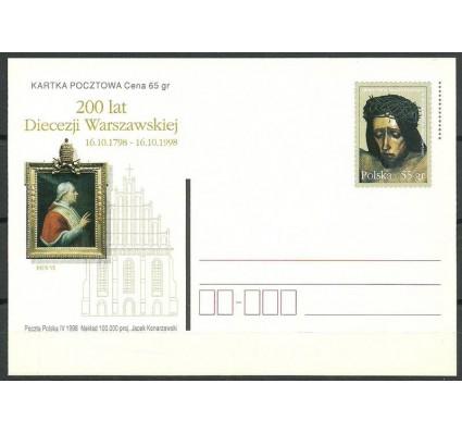 Znaczek Polska 1998 Fi 1175 Całostka pocztowa