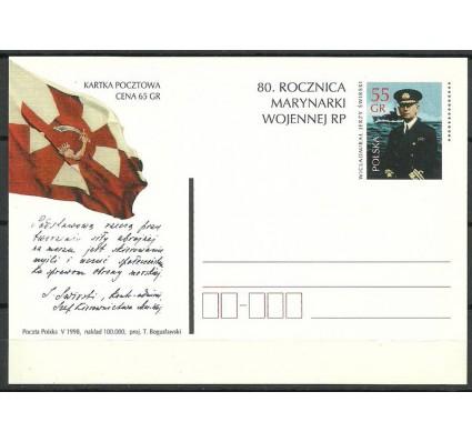 Znaczek Polska 1998 Fi 1178 Całostka pocztowa