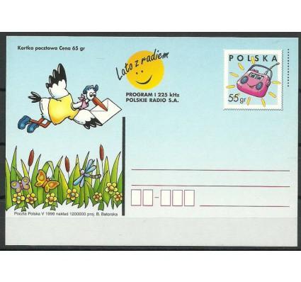 Znaczek Polska 1998 Fi 1179 Całostka pocztowa