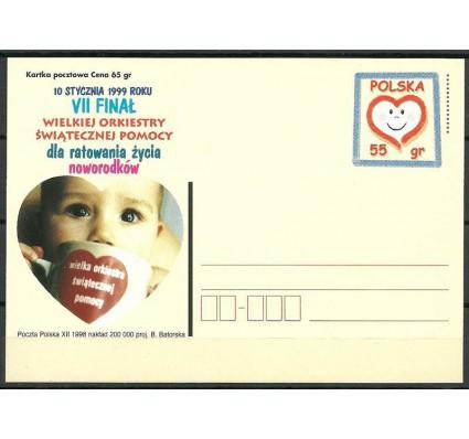 Znaczek Polska 1998 Fi 1194 Całostka pocztowa