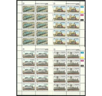 Znaczek Namibia 1995 Mi ark 784-787 Czyste **