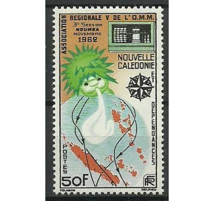 Znaczek Nowa Kaledonia 1962 Mi 385 Czyste **