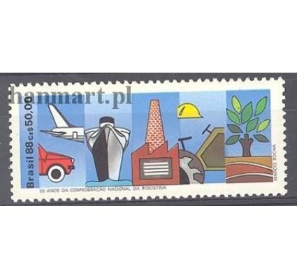 Znaczek Brazylia 1988 Mi 2263 Czyste **
