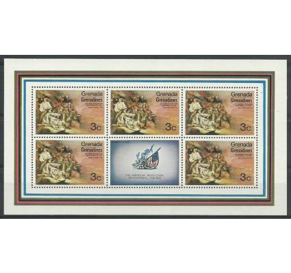 Znaczek Grenada i Grenadyny 1975 Mi ark 98 Czyste **