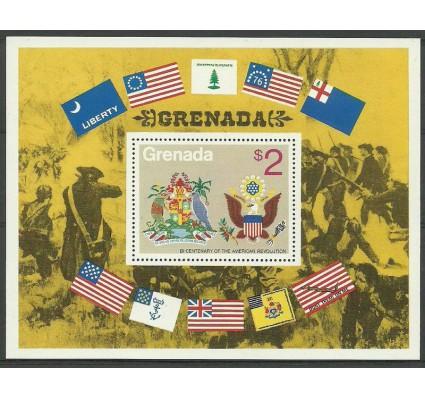 Znaczek Grenada 1975 Mi bl 42 Czyste **