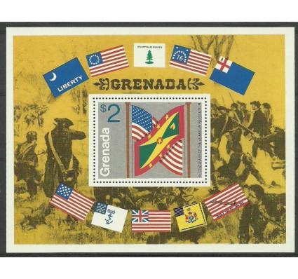 Znaczek Grenada 1975 Mi bl 43 Czyste **