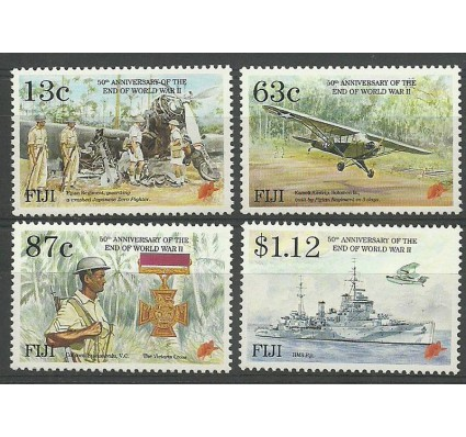 Znaczek Fidżi 1995 Mi 726-729 Czyste **