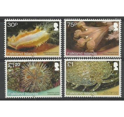 Falklandy 2013 Mi 1217-1220 Czyste **
