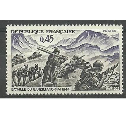 Znaczek Francja 1969 Mi 1668 Czyste **