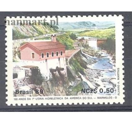Znaczek Brazylia 1989 Mi 2317 Czyste **