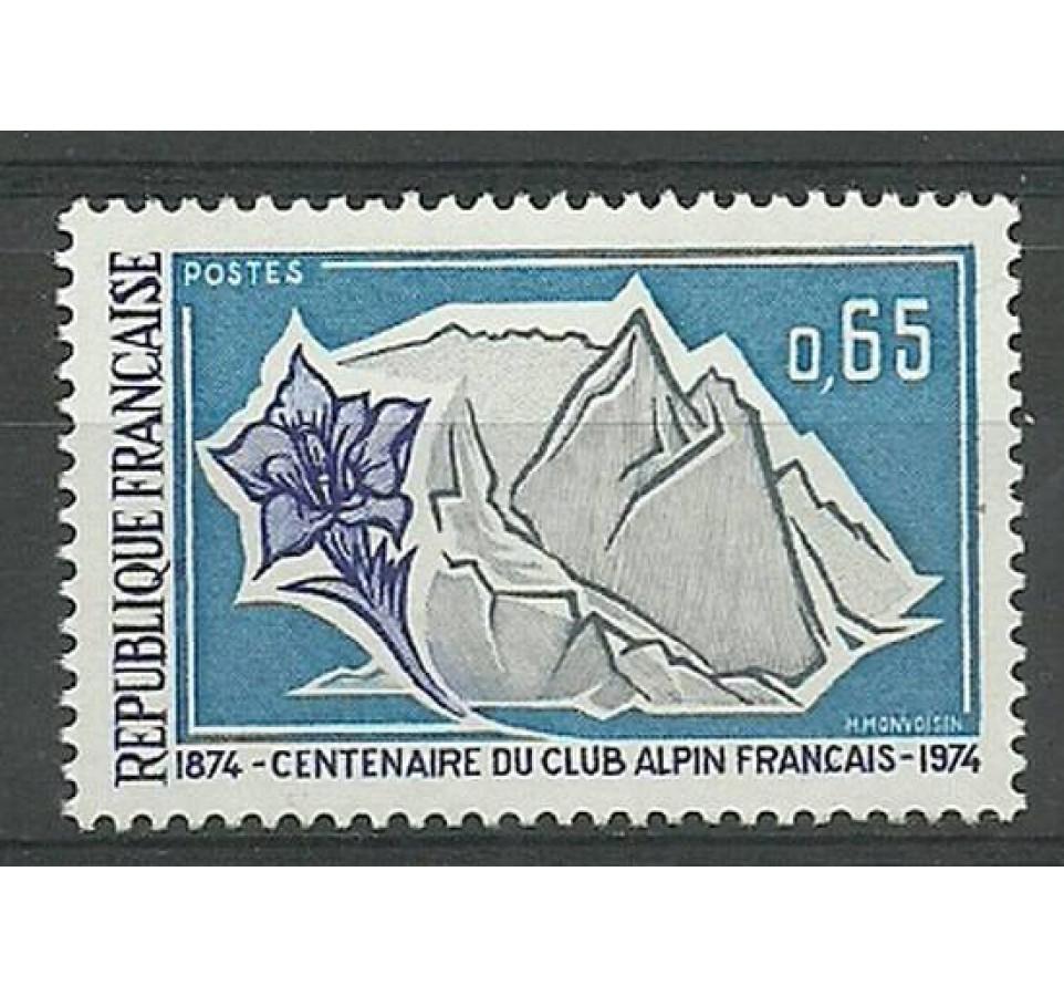 Francja 1974 Mi 1868 Czyste **