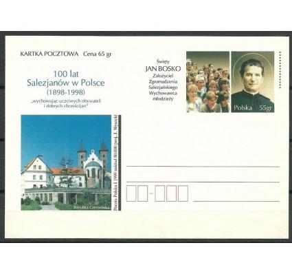 Znaczek Polska 1999 Fi 1197 Całostka pocztowa