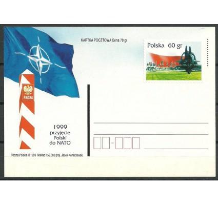Znaczek Polska 1999 Fi 1199 Całostka pocztowa