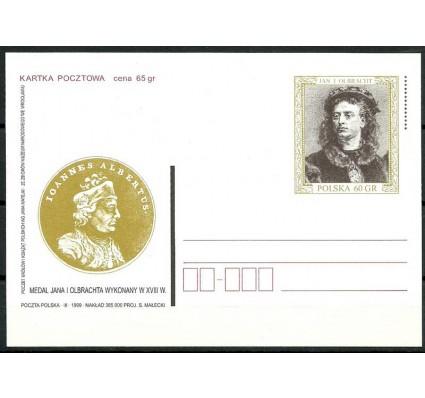 Znaczek Polska 1999 Fi 1204 Całostka pocztowa