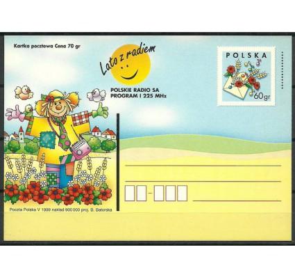 Znaczek Polska 1999 Fi 1209 Całostka pocztowa