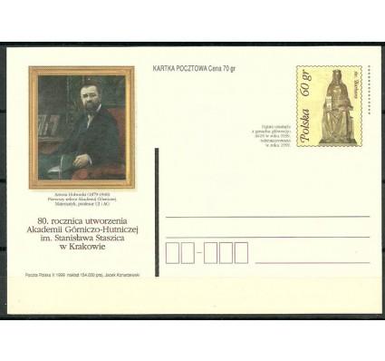 Znaczek Polska 1999 Fi 1211 Całostka pocztowa