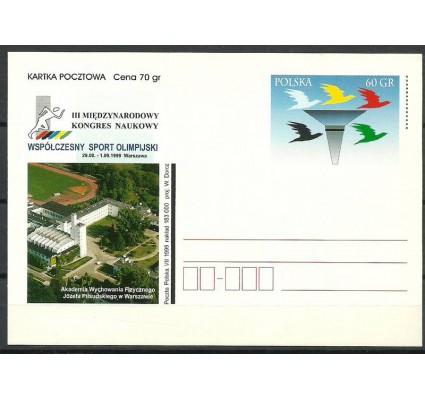 Znaczek Polska 1999 Fi 1214 Całostka pocztowa