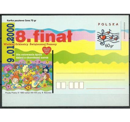 Znaczek Polska 1999 Fi 1224 Całostka pocztowa