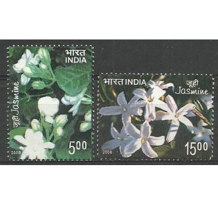 Znaczek Indie 2008 Mi 2269-2270 Czyste **