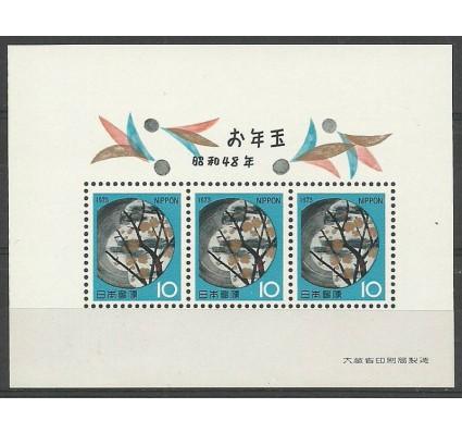 Znaczek Japonia 1972 Mi bl 86 Czyste **