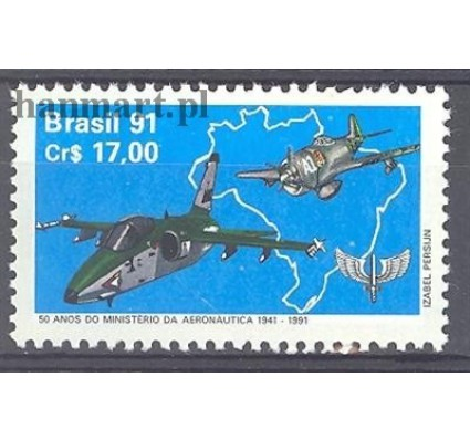 Brazylia 1991 Mi 2398 Czyste **