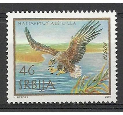 Znaczek Serbia 2007 Mi 215 Czyste **