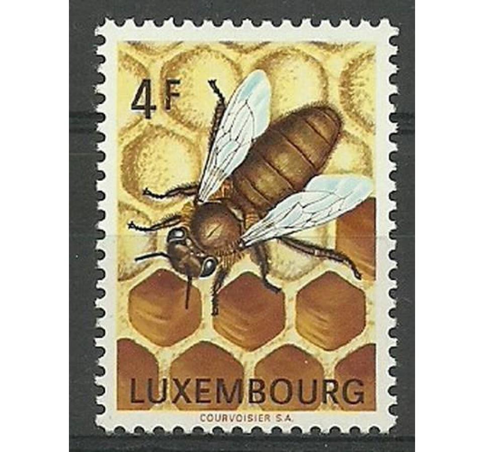 Luksemburg 1973 Mi 864 Czyste **