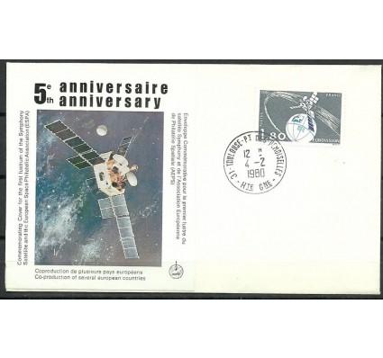 Znaczek Francja 1980 Mi 2191 FDC