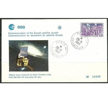 Znaczek Francja 1982 Mi 2349 FDC