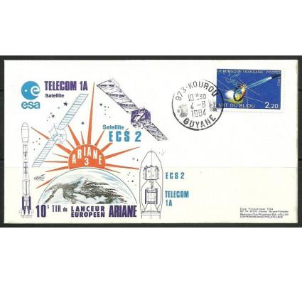 Znaczek Francja 1983 Mi 2410 FDC