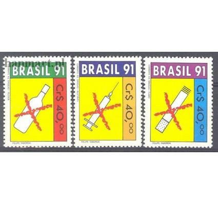 Znaczek Brazylia 1991 Mi 2407-2409 Czyste **