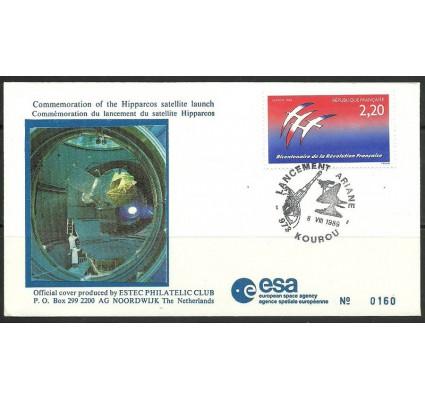 Znaczek Francja 1989 Mi 2696 FDC