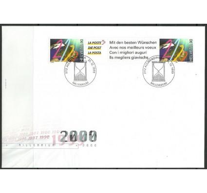 Znaczek Szwajcaria 1999 Mi 1706 FDC
