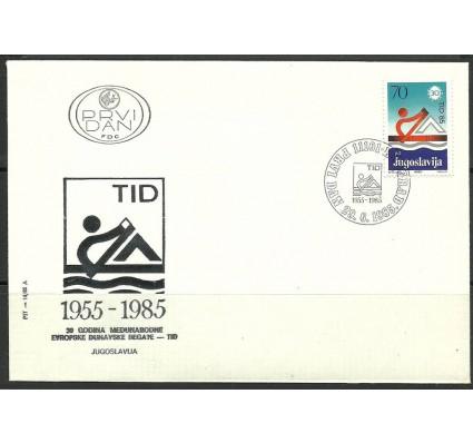 Znaczek Jugosławia 1985 Mi 2113 FDC