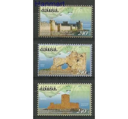 Znaczek Armenia 2014 Mi 890-892 Czyste **