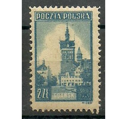 Znaczek Polska 1945 Mi 411 Fi 378 Czyste **