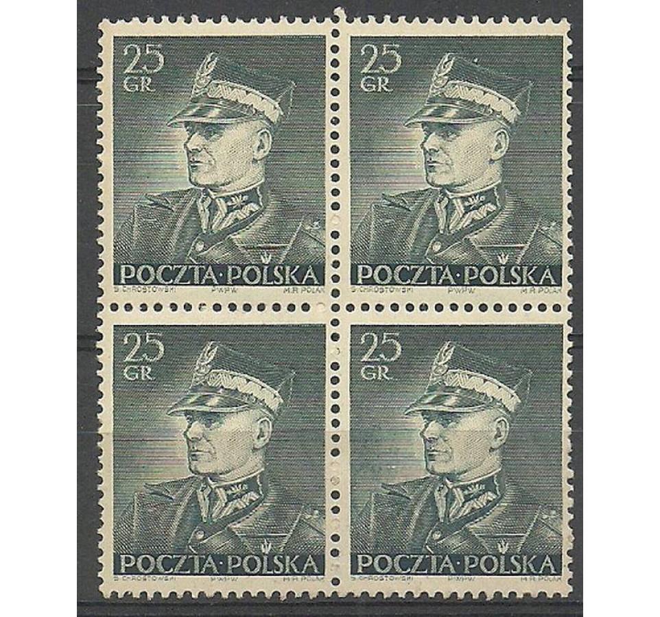 Polska 1937 Mi 319 Fi 298I Czyste **
