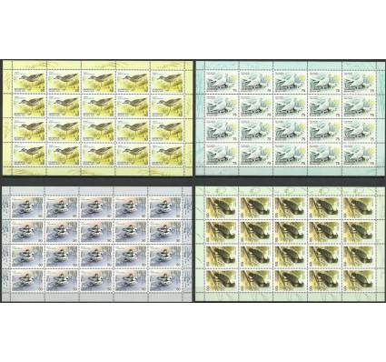 Znaczek Białoruś 2000 Mi ark 363-366 Czyste **