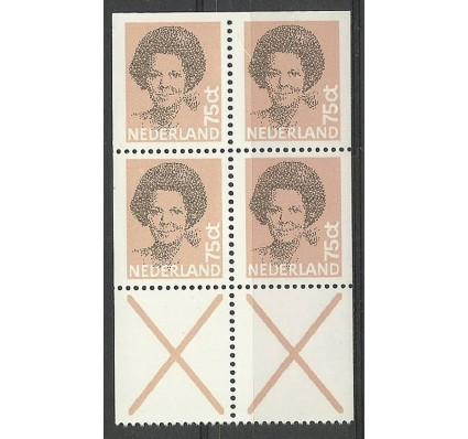 Znaczek Holandia 1982 Mi zf 1211DlEr Czyste **
