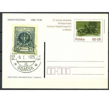 Znaczek Polska 2000 Fi 1227 Całostka pocztowa