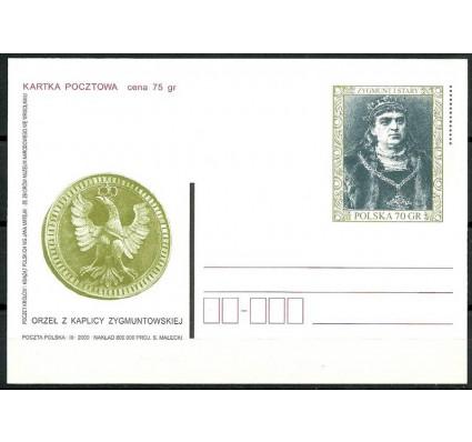 Znaczek Polska 2000 Fi 1229 Całostka pocztowa