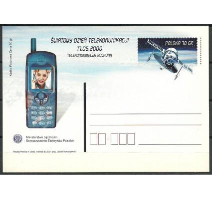 Znaczek Polska 2000 Fi 1232 Całostka pocztowa