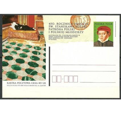 Znaczek Polska 2000 Fi 1238 Całostka pocztowa