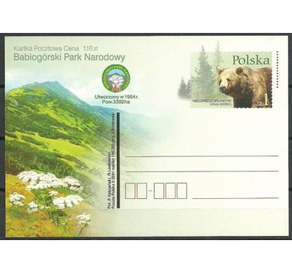 Znaczek Polska 2001 Fi 1246 Całostka pocztowa