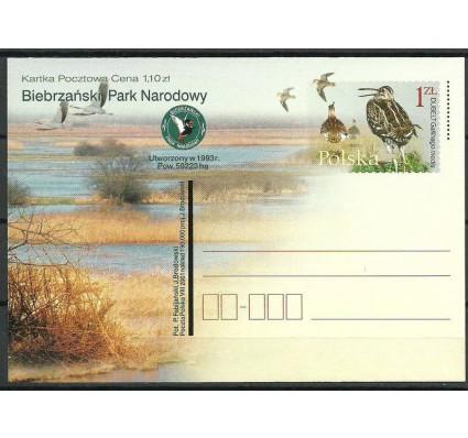 Znaczek Polska 2001 Fi 1269 Całostka pocztowa