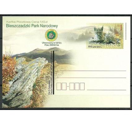 Znaczek Polska 2001 Fi 1272 Całostka pocztowa