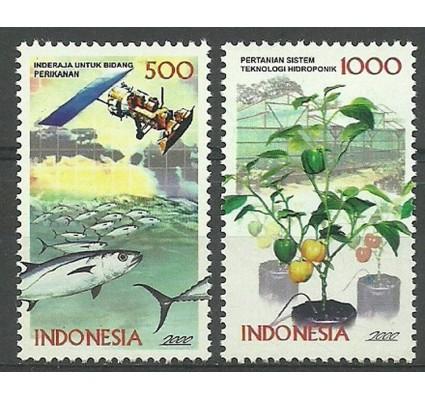 Znaczek Indonezja 2000 Mi 1953-1954 Czyste **
