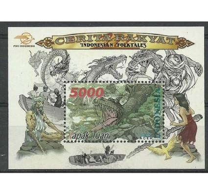 Znaczek Indonezja 2000 Mi bl 155 Czyste **