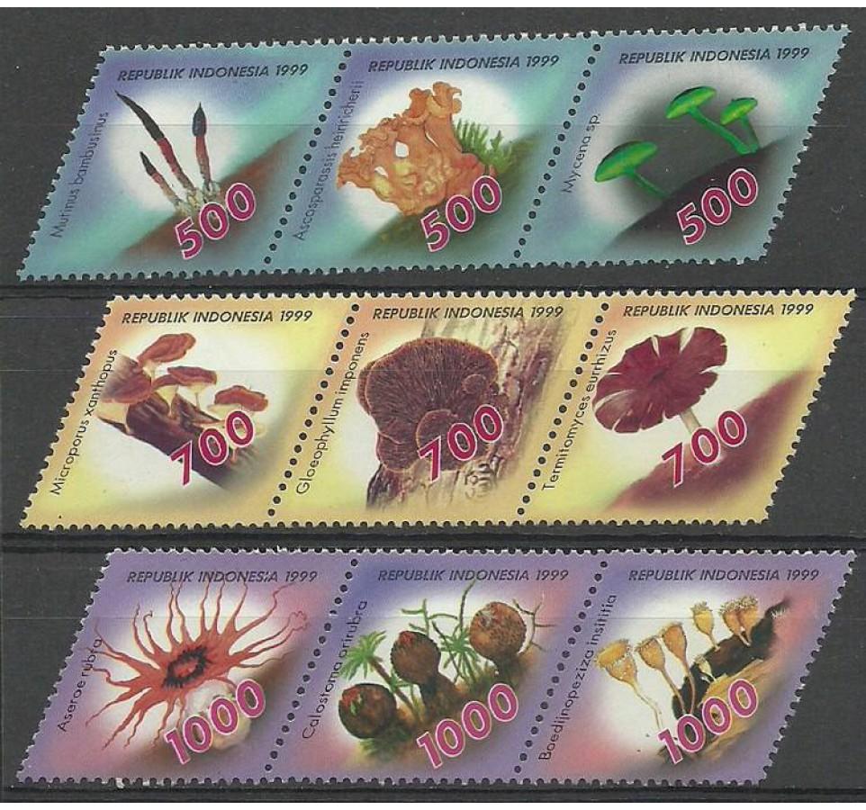 Indonezja 1999 Mi 1896-1904 Czyste **
